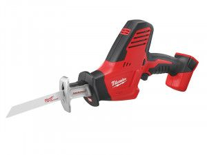 Milwaukee C18 HZ-0 Compact Cordless Hackzall® 18V Bare Unit