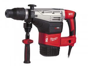 Milwaukee Kango 750S SDS Max Combination Breaking Hammer 1500W 110V