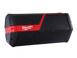 Milwaukee M12-18 JSSP-0 Jobsite Speaker 12/18V Bare Unit