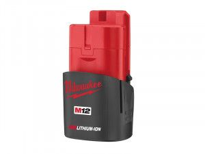 Milwaukee, M12 REDLITHIUM-ION™ Battery Pack