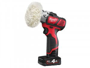 Milwaukee, M12 BPS Cordless Sander/Polisher