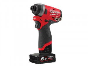 Milwaukee, M12 FID Fuel™ Sub Compact 1/4in Impact Driver