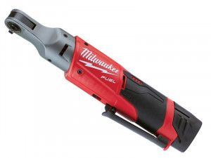 Milwaukee, M12 FIR14 Fuel™ Sub Compact 1/4in Impact Ratchet