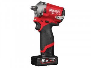 Milwaukee, M12 FIWF12 FUEL™ 1/2in Impact Wrench