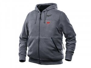 Milwaukee, M12 Grey Heated Hoody
