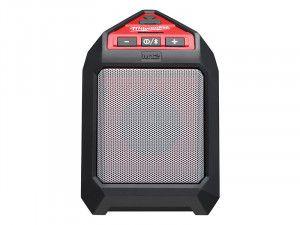Milwaukee M12 JSSP-0 Bluetooth® Speaker 12V Bare Unit