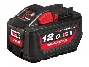 Milwaukee M18 HB12 HIGH OUTPUT™ Slide Battery Pack 18V 12.0Ah Li-ion