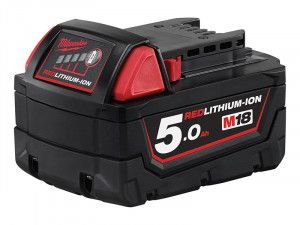 Milwaukee, M18 REDLITHIUM-ION™ Slide Battery Pack