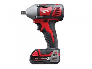 Milwaukee, M18 BIW12 Compact 1/2in Impact Wrench