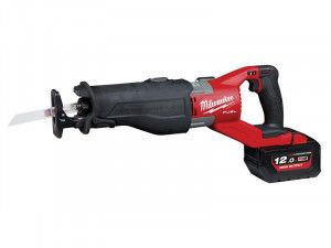 Milwaukee M18 FSX-121C FUEL™ Super Sawzall® 18V 1 x 12.0Ah Li-ion