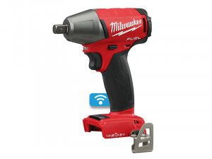 Milwaukee M18 ONEIWP12-0 Fuel™ ONE-KEY™ 1/2in Pin Detent Impact Wrench 18V Bare Unit