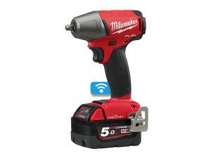 Milwaukee, M18 Fuel™ ONE-KEY™ 3/8in Friction Ring Impact Wrench