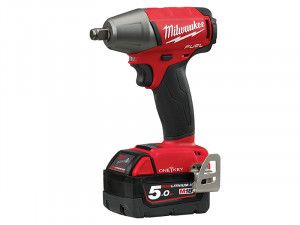 Milwaukee, M18 Fuel™ ONE-KEY™ 1/2in Friction Ring Impact Wrench
