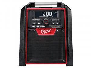 Milwaukee M18 RC-0 Radio Charger 240V & 18V Li-ion Bare Unit