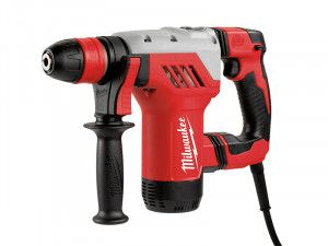 Milwaukee, PLH 28XE 28mm SDS Plus 3 Mode Hammer