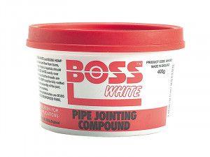 Miscellaneous Boss White Tub 400g