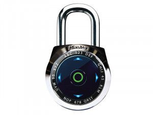 Master Lock Electronic Indoor Padlock