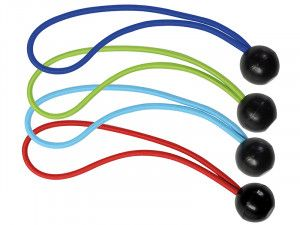 Master Lock Bungee Balls 4 Piece