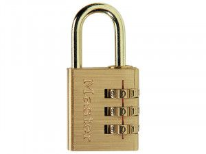 Master Lock, Brass Finish Combination Padlocks