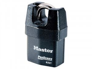 Master Lock, Pro Series™ Shrouded Shackle Padlocks