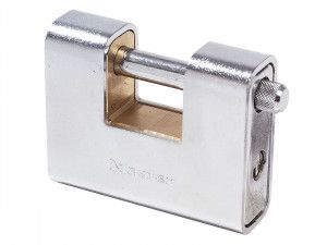 Master Lock, Solid Armoured Zinc Body Shutter Padlocks