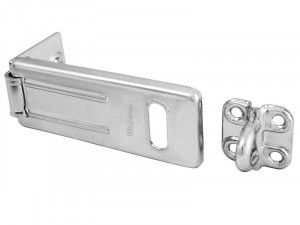 Master Lock, Wrought Steel Hasps