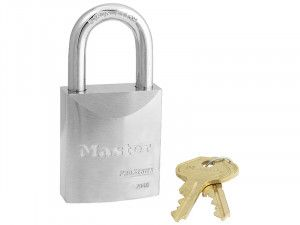 Master Lock, Pro Series Chrome Padlock