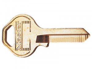 Master Lock, Key Blanks