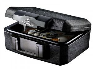 Master Lock Small Key Locking Fire Chest