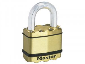Master Lock, Excell Brass Finish Padlocks