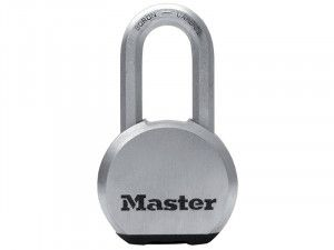 Master Lock, Excell Chrome Plated Solid Steel Padlocks