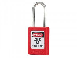 Master Lock, Non-Conductive Lockout Padlock
