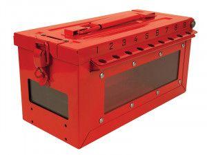 Master Lock Group Lock Box with Window