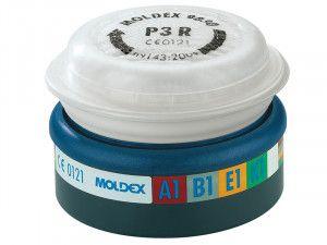 Moldex EasyLock® ABEK1P3 R D Pre-assembled Filter (Wrap of 2)