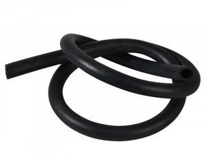 Monument 1445F Black Rubber Hose - 1 Metre