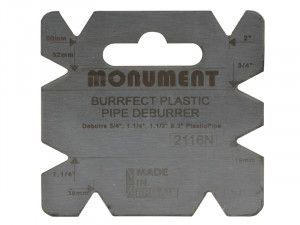 Monument 2116N Burrfect® Square De-Burrer