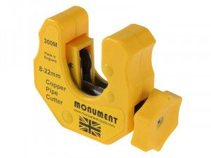 Monument 300M Semi-Automatic Pipe Cutter 8-22mm Capacity