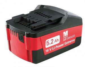 Metabo, Slide Li-Ion Battery Pack