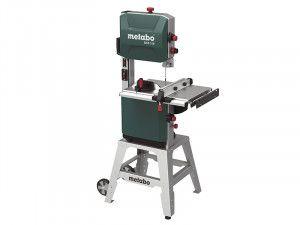Metabo BAS 318 Precision WNB Bandsaw 900W 240V