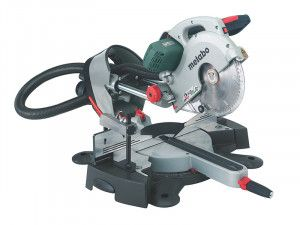 Metabo, KGS 254 Plus 200mm Double Bevel Mitre Saws