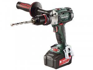 Metabo SB18 LTX Impulse Combi Hammer Drill 18V 2 x 5.2Ah Li-Ion