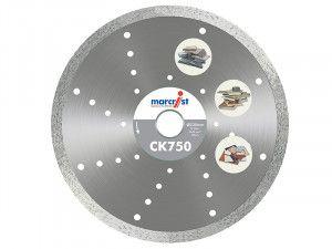 Marcrist, CK750 Diamond Tile Blades Fast Cut
