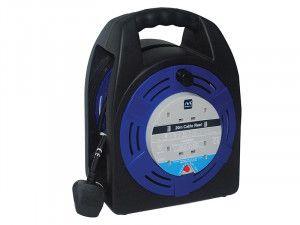 Masterplug, Case Reels 20 Metre 4 Socket 13A