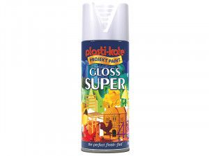 Plasti-kote, Super Spray Paint Gloss