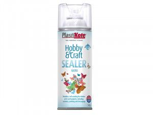 Plasti-kote, Hobby & Craft Sealer Spray