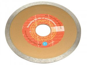 Plasplugs High Glaze Diamond Wheel 110mm