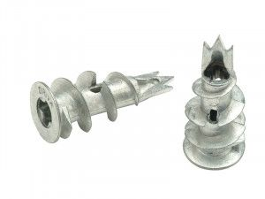 Plasplugs, Metal Self-Drill Fixings & Screws