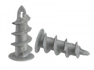 Plasplugs, Nylon Self-Drill Fixings & Screws