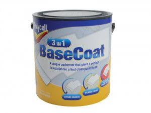 Polycell, 3 in 1 Basecoat