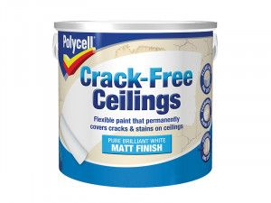Polycell, Crack Free Ceilings